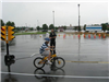 Officer Observes Young Child on Bike