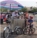 Bike Rodeo 2019 Ice Pop Cart