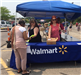 Bike Rodeo 2019 Walmart Booth