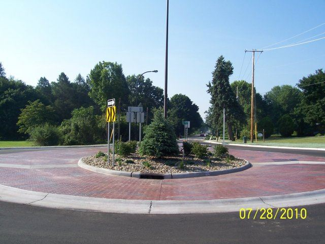 Ridgewood and Jacoby Road Roundabout (10)