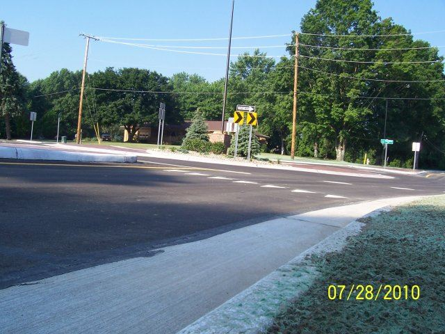 Ridgewood and Jacoby Road Roundabout (11)