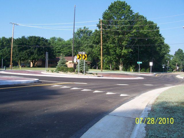 Ridgewood and Jacoby Road Roundabout (12)