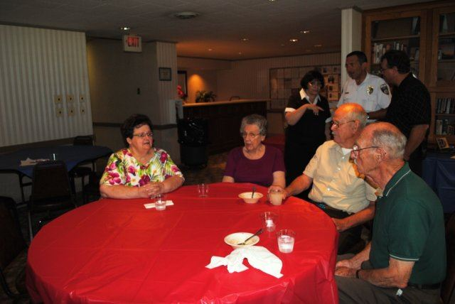 Senior Ice Cream Social 2011 (18)