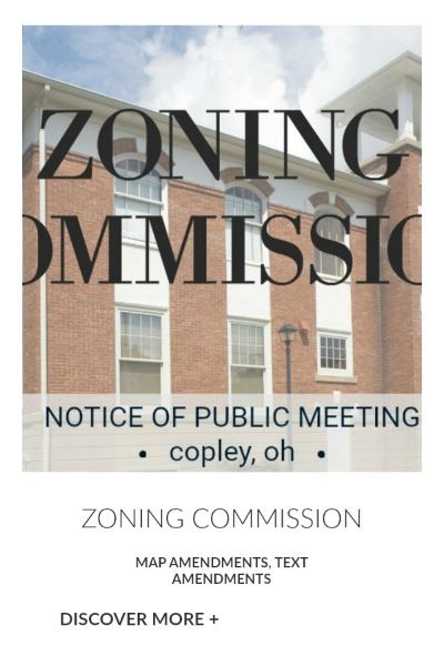 ZONING COMMISSION PERMITTING