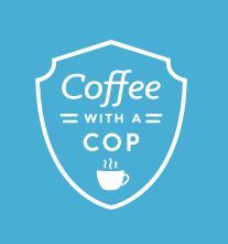 National, Badge, coffee, cop