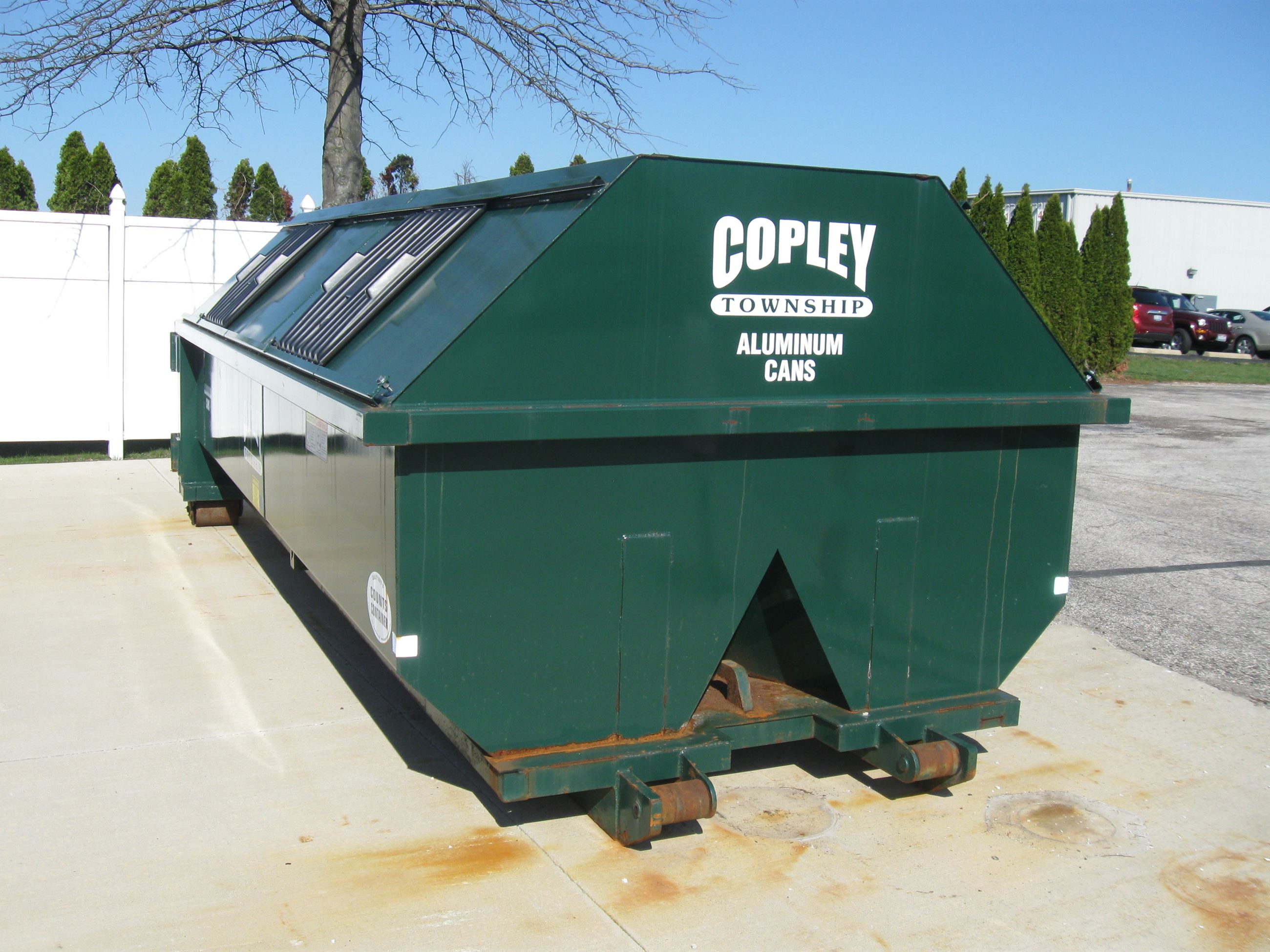 Recycle Center | Copley Township, OH