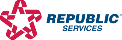 Republic Trash logo
