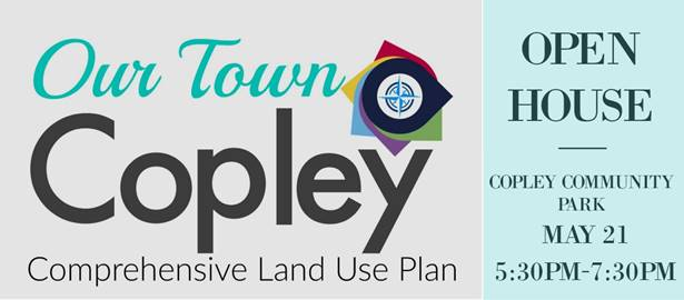 Land Use Plan Open House Announcement