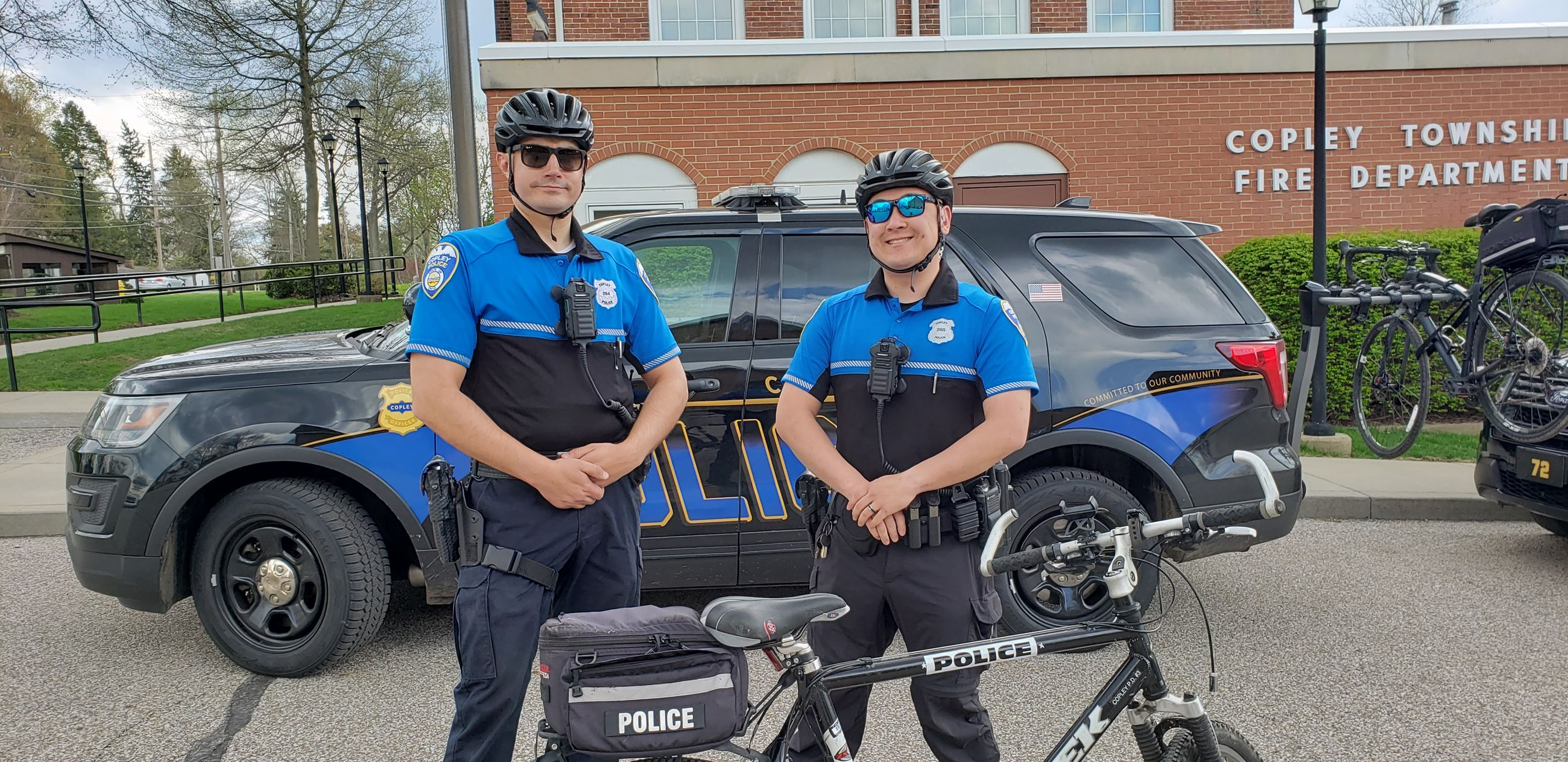 Officer Daniel Rafferty and Officer Daniel See